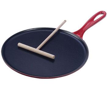 de buyer crepe pan instructions